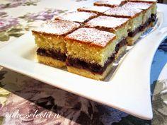 cake selection: Kolač sa šljivama