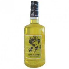Licor de Hierbas de Galicia 70cl. Rosalia de Castro. 6 Botellas