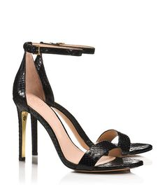 For the Fashionista: Tory Burch Strappy Sandals