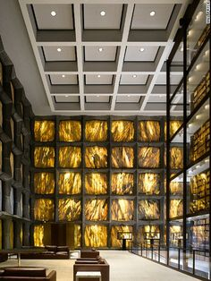 Beinecke Rare Book and Manuscript Library, New Haven, U.S.
