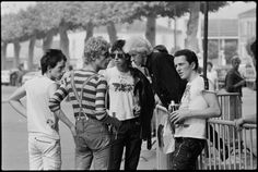 The Clash France 1977