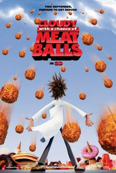 Cloudy with a Chance of Meatballs Birthday Party | ThePartyAnimal-Blog