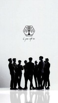 6 years with EXO WE ARE ONE  살랑하자 Exo Kokobop, Baekhyun Chanyeol, Park Chanyeol, Exo Ot12, Chanbaek, Exo Wallpaper Hd, Kpop, Exo Songs, Exo Lockscreen