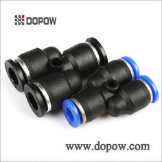 PY Union Y Pneumatic Fitting Push in Fitting