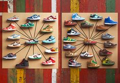 A Guide to the Coolest Limited-Edition Sneakers in Shoe History: Perfect Wardrobe : Details