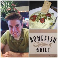 Date Night at BoneFish Grill in Southlake