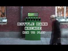 VW Fun Theory HD - Bottle Bank Arcade
