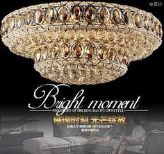 Hot Sales Beautiful Design Crystal Ceiling Chandelier Living Room Lamp, Large Modern Light ,Luxury Lighting Fixtures Art Deco Chandelier Red Chandelier From Daisy8814, $678.54| Dhgate.Com