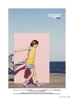 Nicole from Sugar Kids for Milk Magazine by Anouk Nitsche