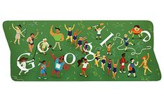 Closing Ceremony London 2012 Olympics Google doodle 08.12.12