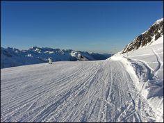 Tolle Pisten zum Skifahren lernen in Hochgurgl | Ötztal | Tirol | Österreich |