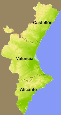 Comunidad Valenciana.  http://www.lospueblosmasbonitosdeespana.org/comunitat-valenciana