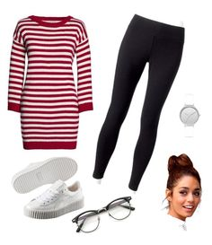 """""""confy"""" by andy-ag on Polyvore featuring Canvas by Lands' End, Jockey, Puma and Skagen"""