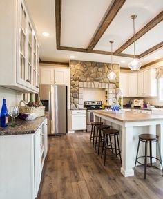 175 Best Kitchens Images On Pinterest Mobile Home Kitchens