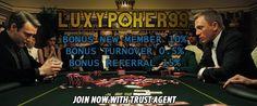 Luxy Poker 99 Bergabung di Agen Poker Online Indonesia Terpercaya dengan Minimal Deposit 10rb , Dapatkan Bonus menarik dari Luxy Poker Terpercaya.