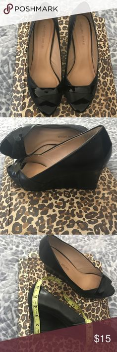 Antonio Melani shoes Please take a close look before purchasing thanks ANTONIO MELANI Shoes Wedges