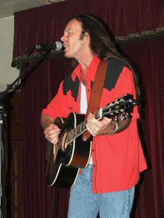 Kevin Welch Cactus Cafe 2005 Ron Baker.Kevin Welch (August 17, 1955) is an American country music artist. He has charted five singles on the Billboard Hot Country Songs charts and released eight studio albums. He is also one of the cofounders of the Dead Reckoning Records label, which he founded with fellow musicians Kieran Kane, Tammy Rogers, Mike Henderson, and Harry Stinson.Wimberley  TX