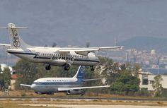 Olympic Aviation ATR-72-202 [Democritus]-[SX-BIF] Olympic Airlines, Atr 72, Jet Plane, Airplanes, Olympics, Aviation, Aircraft, Airplane, Planes