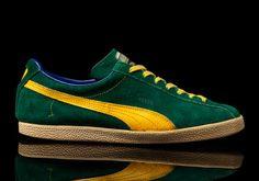 bf94290887b1 Pele Brasil · Zip CodePumas ShoesVintage ...