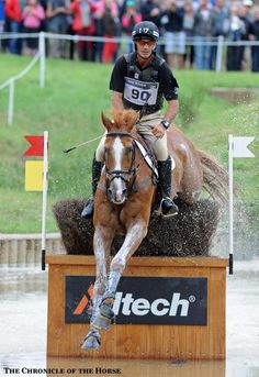 Andrew Nicholson and Nereo | The Chronicle of the Horse