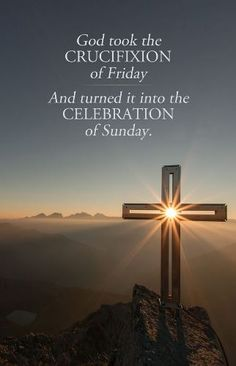 Quotes Zoom In: Resurrection Quotes Inspirational Bible Verses memes jesus Why is the Resurrection of Jesus Christ important? Good Friday Bible Verses, Good Friday Quotes Jesus, Its Friday Quotes, Bible Verses Quotes, Sunday Quotes, Faith Quotes, Good Friday Quotes Religious, Jesus Scriptures, Prayer Quotes