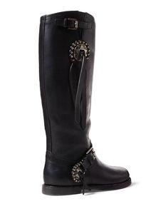 Makala Washed Vachetta Boot - All Shoes  Shoes - RalphLauren.com