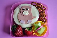 Blog with lots of Bento Box lunch ideas