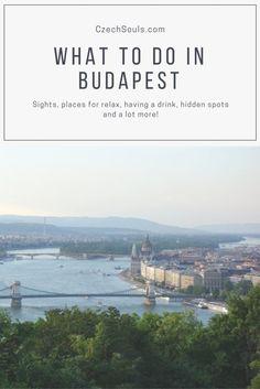 Charismatic Budapest – CzechSouls.com Visit Budapest, Prague, Barcelona, Places, Travel, Viajes, Barcelona Spain, Trips, Traveling