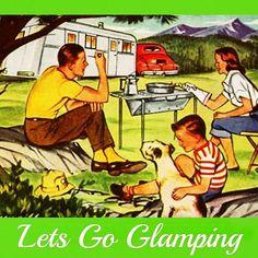 Please someone take me Glamping!