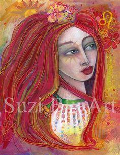 leo ▵ suzi blu http://www.etsy.com/shop/SuziBlu