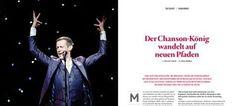 Großer Künstler und liebenswerter Mensch - Interview mit Chanson-König Tim Fischer - nachzulesen auf www.ideal-magazin.de.