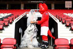 Pre-Wedding: Benjamin & Lynn at Old Trafford by One Eye Click