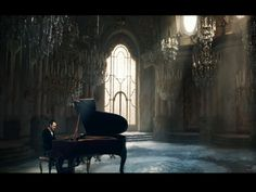 Beauty and the Beast Trailer/Prologue Piano Music Video (w/Sheet Music) - YouTube