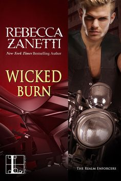 Wicked Burn by Rebecca Zanetti With lots of action, politics, mystery and gobs of plot twists, this #PNR showed little connection between the MCs.
