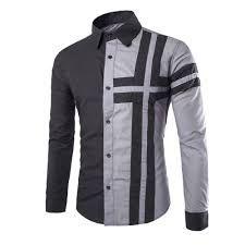 Resultado de imagen para camisas para hombre al cuerpo
