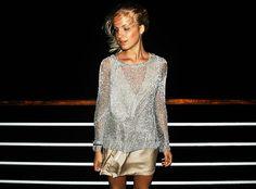 Mix your metallics #fashion