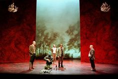 Scene from Neil LaBute's In The Company of Men, directed by Alain Françon