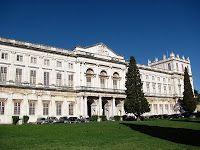 Europe 2012: Lisbonne - Palais National d.Ajuda