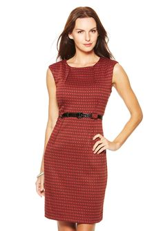 EMMA & MICHELE Cap Sleeve Scoop Neck Belted Dress $29.99 Why don't they have size 2????