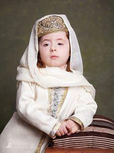 Crimea Tatar girl