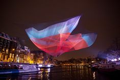 The Art of Sculpting for Public Spaces: An Interview with Janet Echelman | The Aspen Institute
