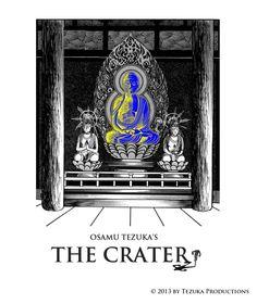 Crunchyroll - Kickstarter For Osamu Tezukas The Crater Launches