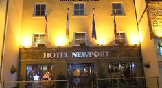 Hotel Newport Newport Hotel Newport is set in the village centre and 100 metres from Clew Bay with views of the Nephin Mountains. It has a restaurant and offers bike rental.  Each room at Hotel Newport has a TV and tea and coffee-making facilities.