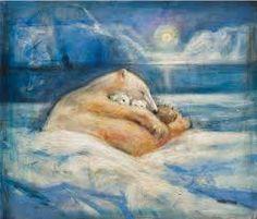 vebjørn sand isbjørn - Google-søk Folklore, Great Artists, Contemporary, Paintings, Google, Kunst, Paint, Painting Art, Painting