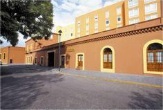 Fachada Hotel City Express Centro