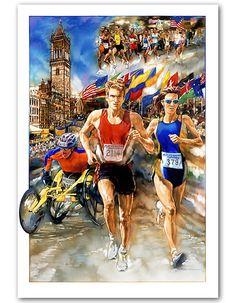 Marathon Monday - The Boston Marathon