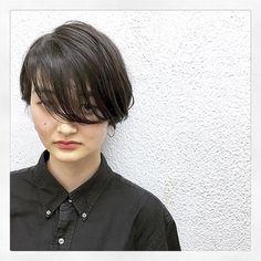 いいね!32件、コメント3件 ― Takahiro Takishitaさん(@taki_somecity)のInstagramアカウント: 「guest salon snap #美容師 #stylist #salonwork #ショートスタイル #刈り上げマッシュ #うざバング #slidecuts #mode #モード系 #street…」