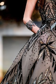 Ziad Nakad Fashion Show Couture Collection Spring Summer 2018 in Paris High End Fashion, Live Fashion, Fashion Week, Runway Fashion, Fashion Tips, Fashion Trends, Net Fashion, Fashion Spring, Couture Details