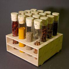 Flavorlab 16 Herb Storage