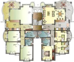 apartment building plans design. Modern Apartment Building Plans Design R